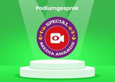 Podiumgesprek: Special Media Awards